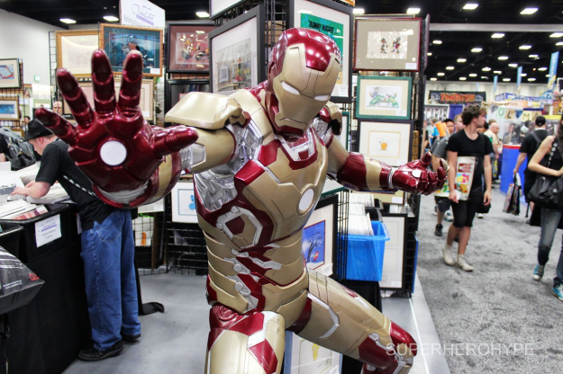 Iron Man Suit Costume: Do It Yourself Guide.