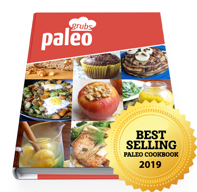 The Paleo Grubs book