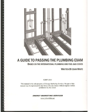 Guide To Passing The Plumbers Exam